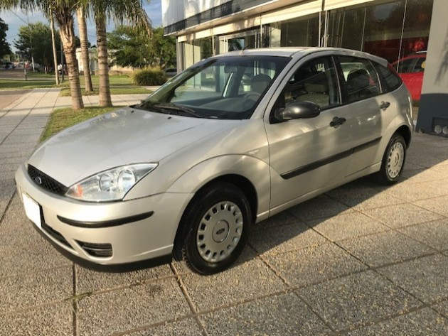 Ford FOCUS S 5P 1.6 AMBIENTE